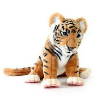 Мягкая игрушка Тигренок сидящий 38 см