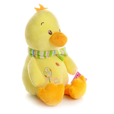 Мягкая игрушка Утенок 45 см