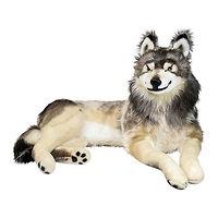 Мягкая игрушка Волк 80 см