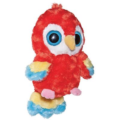 Мягкая игрушка YooHoo Попугай Ара 12 см