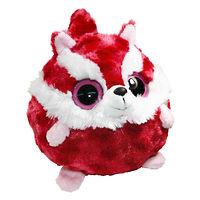 Yoohoo Красная белка шарик 12 см