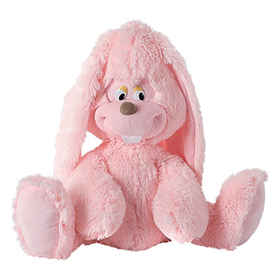 Мягкая игрушка Заяц Лаврик 43 см