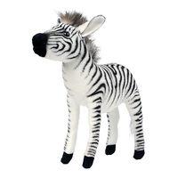 Мягкая игрушка Зебра 23 см