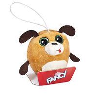 Мягкая игрушка-брелок Глазастик Собачка 8 см