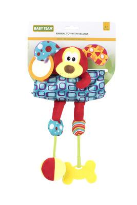 Мягкая игрушка на кроватку/коляску BabyTeam Собачка