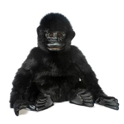 Мягкая игрушка обезьяна - Горилла детеныш 70 см