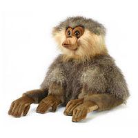 Игрушка обезьянка Гиббон сидящий 30 см