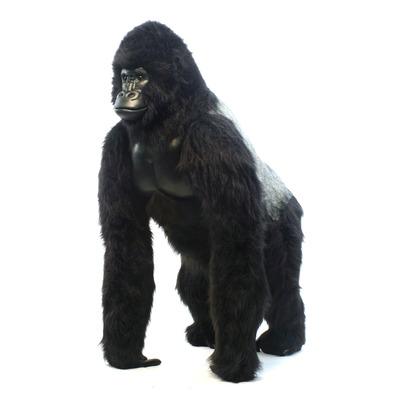 Мягкая игрушка обезьяна-Горилла стоящая 98 см