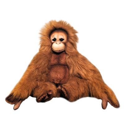 Мягкая игрушка обезьяна Орангутанг 18 см