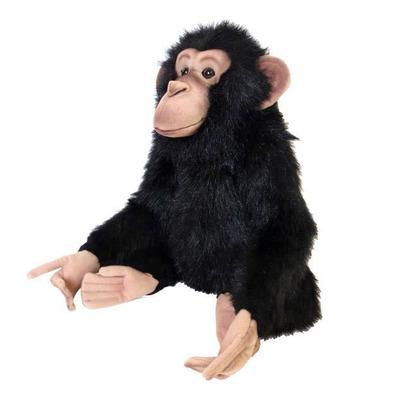 Мягкая игрушка обезьяна Шимпанзе 35 см