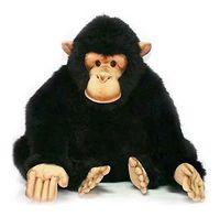 Игрушка обезьянка Шимпанзе папа 65 см