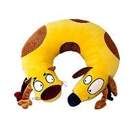 Мягкая игрушка подушка Валик Котопес 35 см