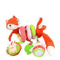 Мягкая игрушка-подвеска Лиса