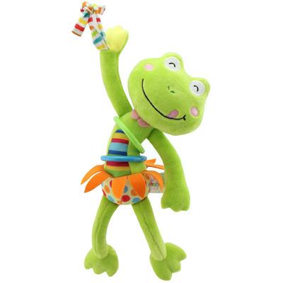Мягкая игрушка-подвеска Лягушка