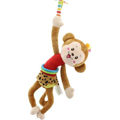 Мягкая игрушка-подвеска Мартышка