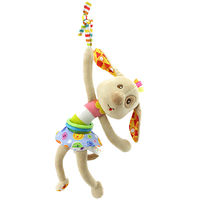 Мягкая игрушка-подвеска Собачка