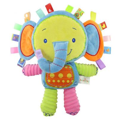 Мягкая игрушка-погремушка Слоненок