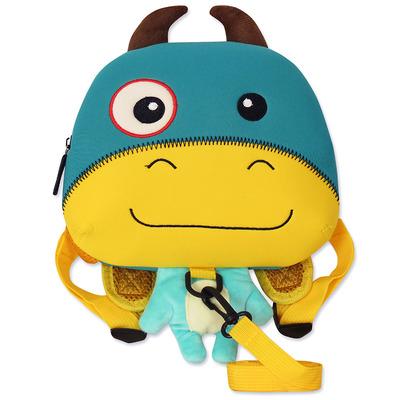 Мягкая игрушка-рюкзак Бычок