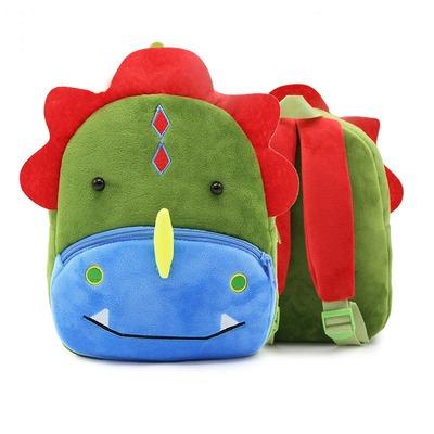 Мягкая игрушка-рюкзак Динозавр