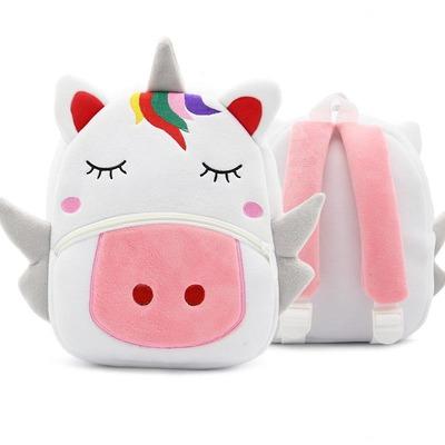 Мягкая игрушка-рюкзак Единорог