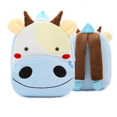 Мягкая игрушка-рюкзак Коровка