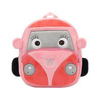 Мягкая игрушка-рюкзак Машинка Pink