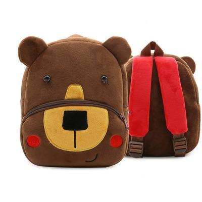 Мягкая игрушка-рюкзак Мишка
