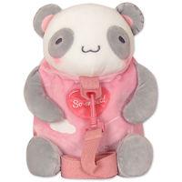 Мягкая игрушка-рюкзак Панда