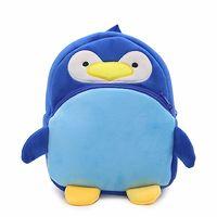 Мягкая игрушка-рюкзак Пингвинчик