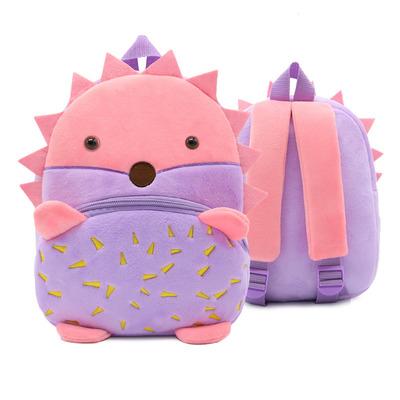Мягкая игрушка-рюкзак Ёжик