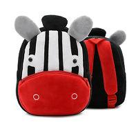 Мягкая игрушка-рюкзак Зебра