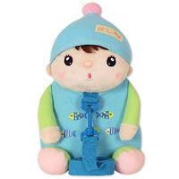 Мягкая игрушка-рюкзак куколка Blu