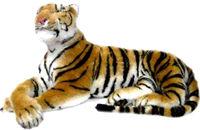 Мягкая интерьерная игрушка Тигр 140 см
