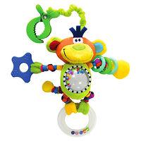 Мягкая развивающая игрушка Цирк