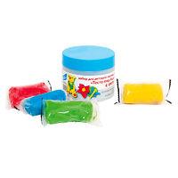 Набор для творчества Тесто - пластилин 4 цвета