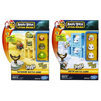 Настольная игра Angry Birds Star Wars Дженга