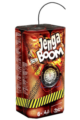 Настольная игра Дженга Бум - Jenga Boom