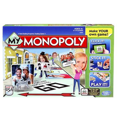 Настольная игра Hasbro Моя Монополия