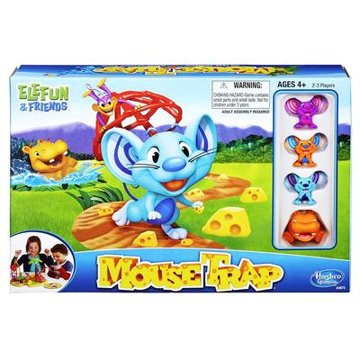Настольная игра Мышеловка Hasbro