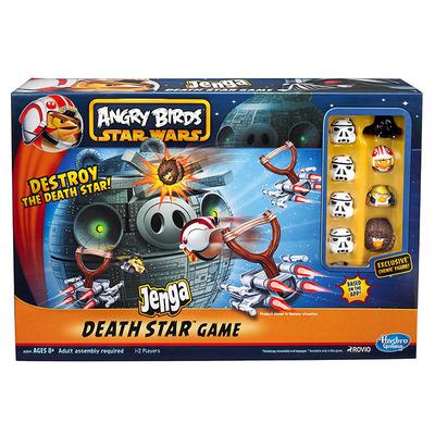 Настольная игра Звезда смерти Angry Birds Star Wars