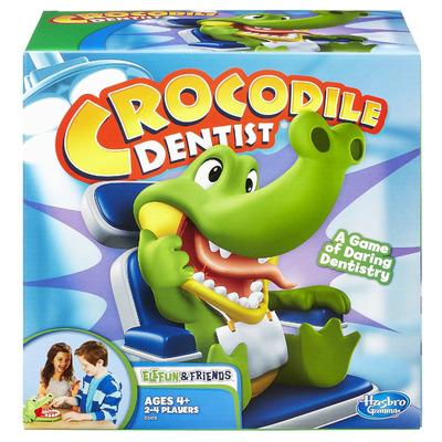 Настольная игра для малышей Кроко Дантист (Crocodile Dentist)