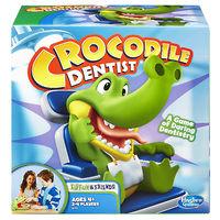 Настольная игра для малышей Крокодил Дантист (Crocodile Dentist)