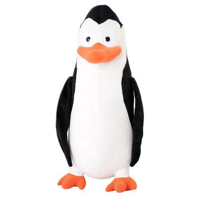 Мягкая игрушка пингвин Ковальски 32 см - пингвины из Мадагаскара