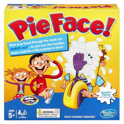 Пирог в лицо - веселая настольная игра Pie Face Hasbro