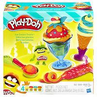 Плей До Инструменты мороженщика - мини-набор