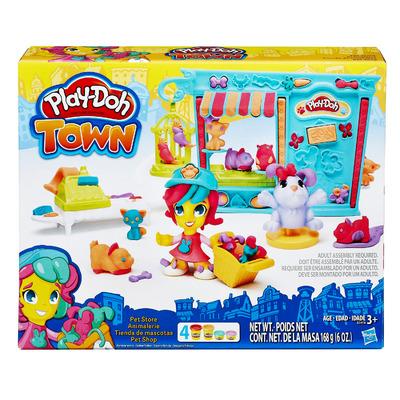 Плей До Магазинчик домашних животных Play Doh Town