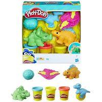 Плей До Набор Малыши-Динозаврики