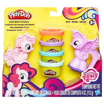 Плей До набор с пластилином Пони My Little Pony Знаки отличия