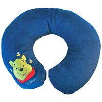 Подушка - валик под шею Winnie the Pooh