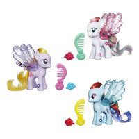 My Little Pony прозрачная пони с блестками